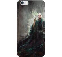 The Dark Lord iPhone Case/Skin