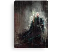 The Dark Lord Canvas Print