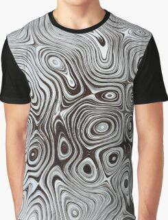 Abstract Pattern - January Graphic T-Shirt