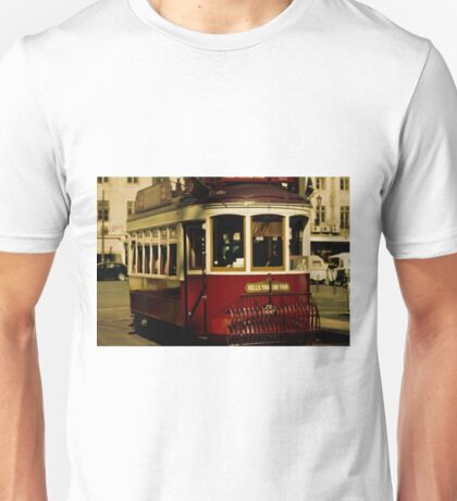 Lisbon commune Unisex T-Shirt