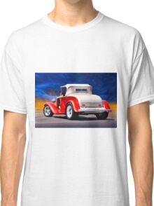 1932 Chevrolet Roadster 'Journey's End' Classic T-Shirt