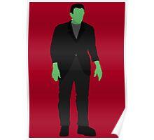 Classic Monsters - Frankenstein's Monster - Colour Poster