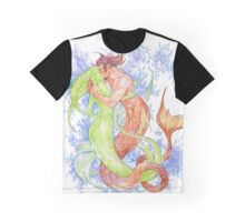 Underwater lovers Graphic T-Shirt