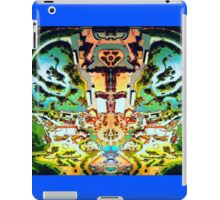 Unleash psychedelic surrealism iPad Case/Skin