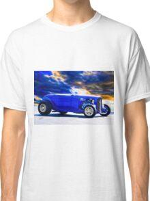 1932 Ford Roadster 'Purple HiBoy' Classic T-Shirt
