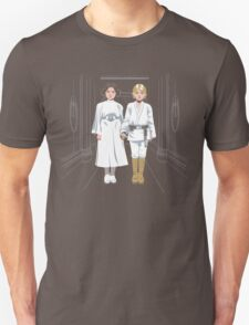 SKYWALKER TWINS T-Shirt