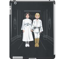 SKYWALKER TWINS iPad Case/Skin