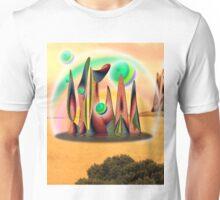 La Mancha Spine Unisex T-Shirt