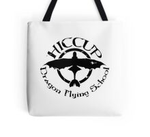 Hiccup's Dragon Flying School Tote Bag
