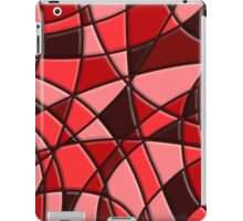 Modern Stylish Abstract Pattern iPad Case/Skin