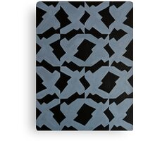 Abstract Tessellation Canvas Print