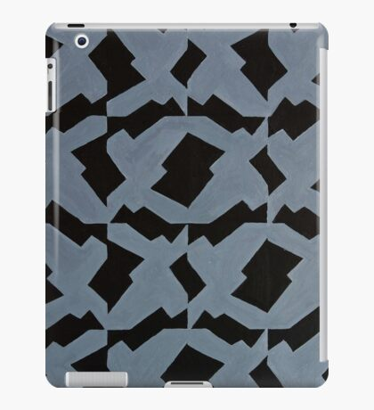 Abstract Tessellation iPad Case/Skin