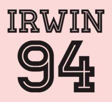 5sos Ashton Irwin - Irwin 94  One Piece - Short Sleeve
