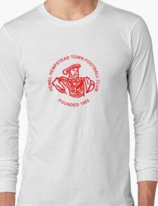 Hemel Hempstead Town Badge Long Sleeve T-Shirt