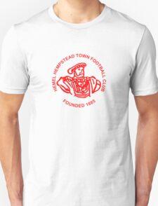 Hemel Hempstead Town Badge Unisex T-Shirt