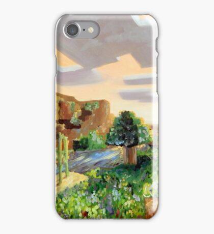 Block Paradise iPhone Case/Skin