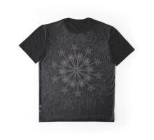 Black mandala Graphic T-Shirt