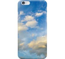 Nothing but Sky iPhone Case/Skin