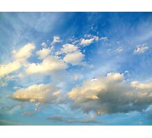 Nothing but Sky Photographic Print