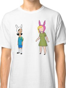 Fionna and Louise Crossover Classic T-Shirt
