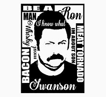 Ron Swanson parks and rec  Unisex T-Shirt