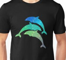 Leaping Dolphins  Unisex T-Shirt