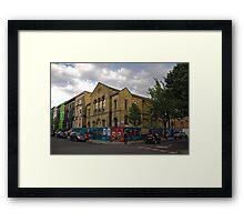 Sarm West Studio Framed Print