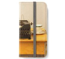 Writers Block iPhone Wallet/Case/Skin