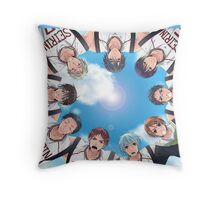 Seirin Club Kuroko's Balsketball Throw Pillow