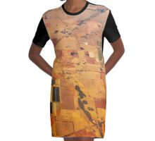 Flying Series Au3 #JoBLING Graphic T-Shirt Dress