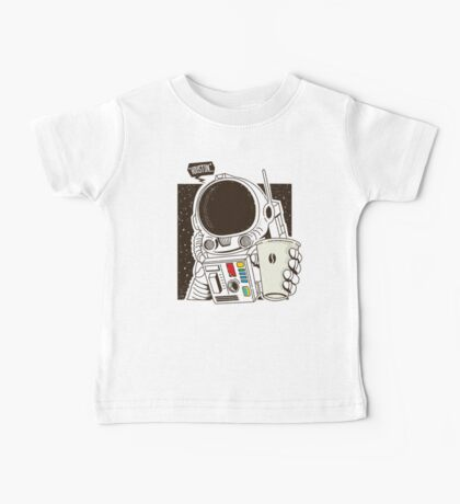 Houston... We have a Coffee!  Baby Tee
