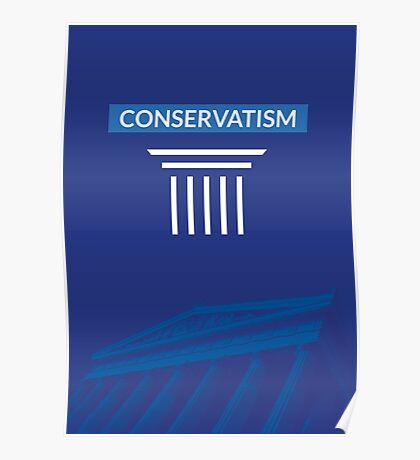Simply Conservatism Poster