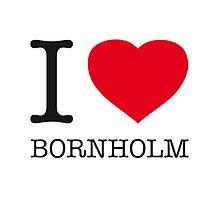 I ♥ BORNHOLM by eyesblau