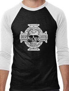 Wh40k Chaos Marines Skull no. 2 Men's Baseball ¾ T-Shirt