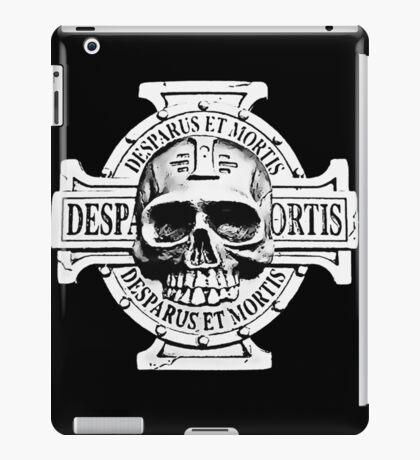 Wh40k Chaos Marines Skull no. 2 iPad Case/Skin