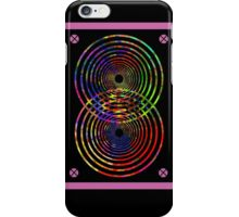 Speaker Beats! (Destructive interference)  iPhone Case/Skin