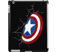 Captain America Shield iPad Case/Skin
