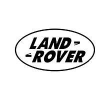 LAND ROVER Photographic Print