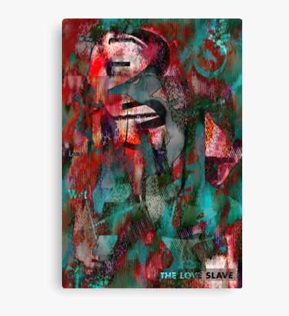 The Love Slave Canvas Print