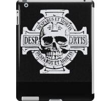 Warhammer 40k Chaos Marines Skull no. 3 iPad Case/Skin