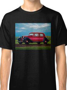 Citroen Traction Avant Painting Classic T-Shirt