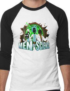Men of Science Men's Baseball ¾ T-Shirt