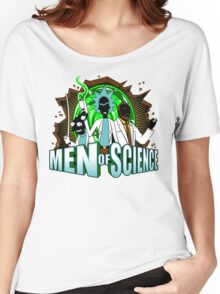 Men of Science Women's Relaxed Fit T-Shirt