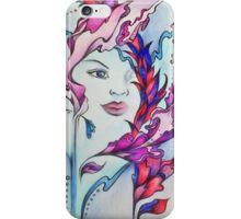 She Dreams Awake iPhone Case/Skin