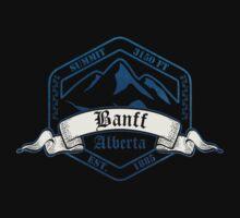 Banff Ski Resort Alberta One Piece - Long Sleeve