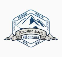 Arapahoe Basin Ski Resort Colorado Baby Tee
