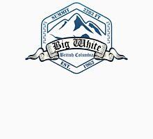 Big White Ski Resot British Columbia Unisex T-Shirt