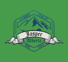 Jasper Ski Resort Alberta Kids Clothes