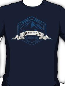 Mammoth Ski Resort California T-Shirt