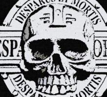Warhammer 40k Chaos Marines Skull no. 3 Sticker